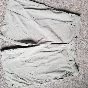 Men's Free World shorts from Zumiez (34W)